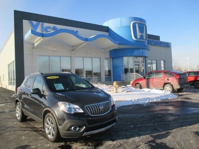 Photo 2013 Buick Encore Premium SUV - Used Car Dealer Serving Detroit, Lambertville, Romulus MI  Toledo OH