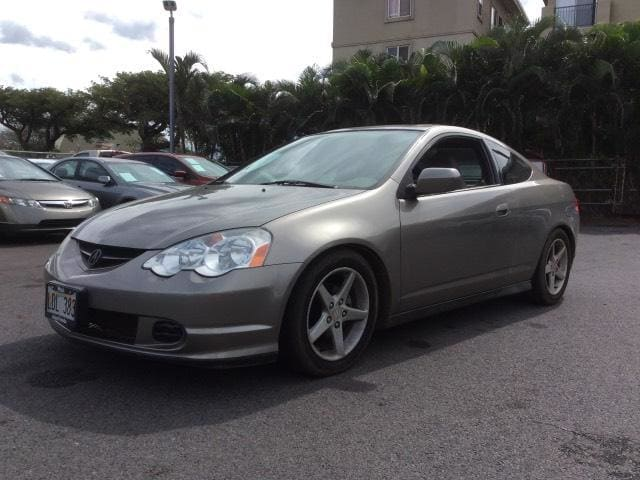 Photo Used 2004 Acura RSX Base in Kahului