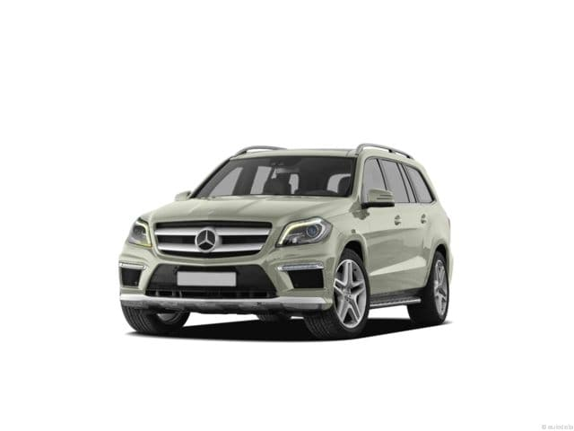 Photo Used 2013 Mercedes-Benz GL-Class GL 450 4MATIC in Houston