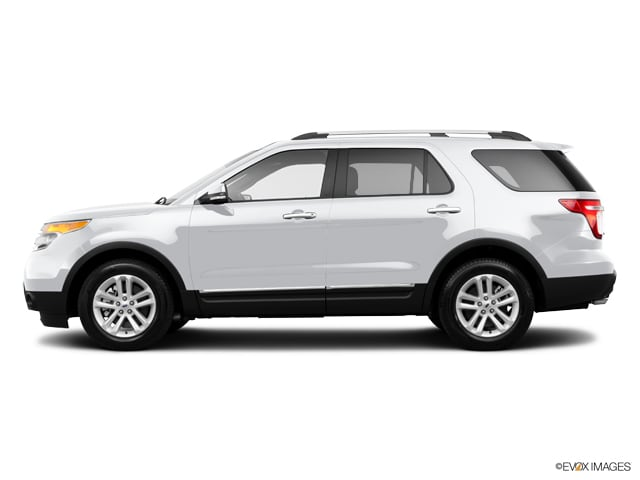 Photo Used 2014 Ford Explorer XLT in Houston, TX