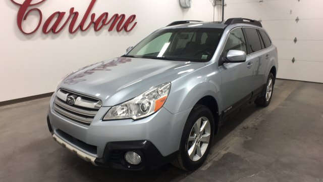 Photo Certified Pre-Owned 2014 Subaru Outback 2.5i Limited Wagon in Utica,NY