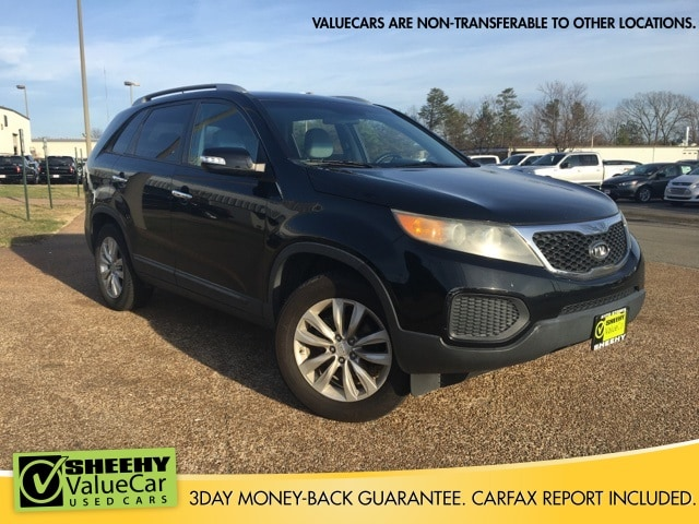 Photo Used 2011 Kia Sorento LX SUV V-6 cyl for sale in Richmond, VA
