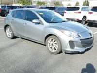Pre-Owned 2012 Mazda Mazda3 i Touring (A6) Hatchback in Greenville SC