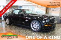 2008 Ford Mustang Shelby GT500KR Limited Edition Coupe V8 DOHC Supercharged