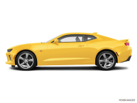 Used 2017 Chevrolet Camaro SS Coupe