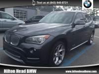2014 BMW X1 sDrive28i sDrive28i * CPO Warranty * One Owner * Navigation SAV 4x2