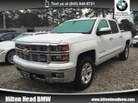 2014 Chevrolet Silverado 1500 LTZ * 4WD * Z-71 Off Road * Navigation * Back-up C Truck Crew Cab 4x4