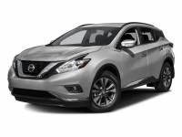 Certified Pre-Owned 2016 Nissan Murano SV FWD Sport Utility