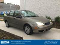 2005 Ford Focus SE Sedan