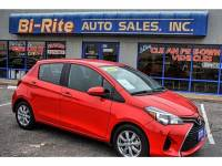 2016 Toyota Yaris ONE OWNER LOW MILES FACTORY WARRANTY