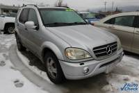 Used 2000 Mercedes-Benz M-Class ML 55 AMG® SUV in Rutland VT