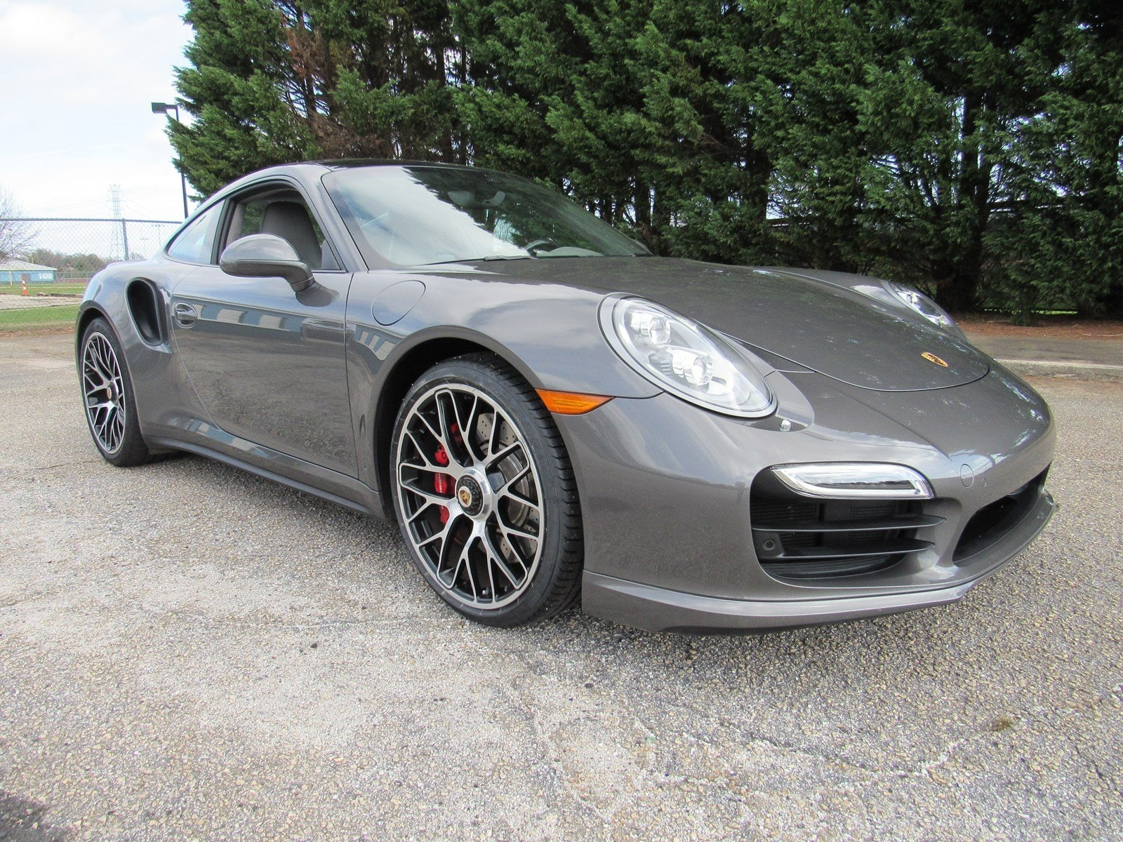 Photo Certified 2014 Porsche 911 Turbo Coupe in Greenville SC