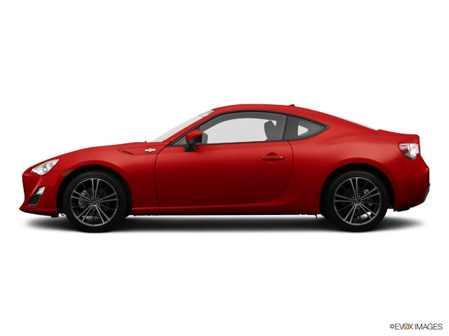 Photo 2014 Scion FR-S Coupe Rear-wheel Drive