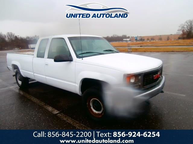 Photo 2000 GMC Sierra Classic 2500 Ext. Cab Short Bed 4WD