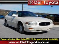 Used 2003 Buick Lesabre Limited For Sale | Serving Thorndale, West Chester, Thorndale, Coatesville, PA | VIN: 1G4HR54KX3U221289