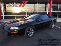 2000 Chevrolet Camaro Z28 SS Convertible