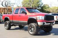 2007 Dodge RAM 2500 5.9L HO CUMMINS TURBO DIESEL 4X4 LIFTED CREW CA SB LOADED