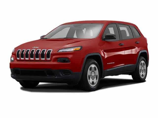 Photo Used 2017 Jeep Cherokee Sport SUV Automatic Front-wheel Drive in Chicago, IL