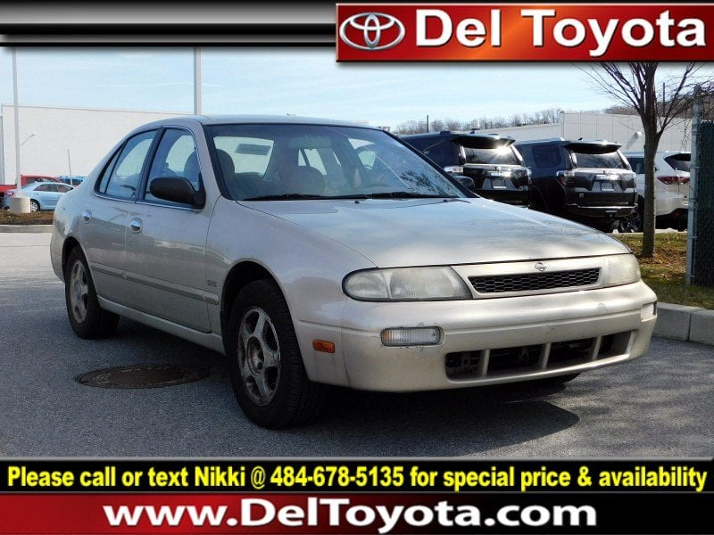 Photo Used 1993 Nissan Altima SE For Sale  Serving Thorndale, West Chester, Thorndale, Coatesville, PA  VIN 1N4BU31F1PC134158
