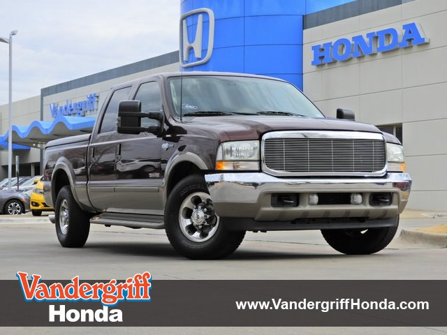 Photo 2003 Ford F-250 King Ranch