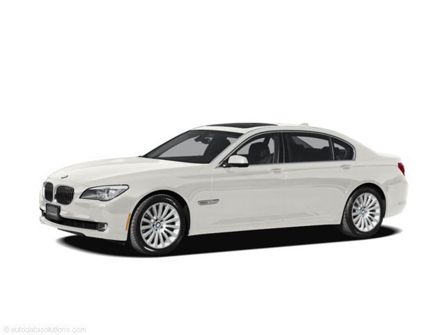 Photo 2012 BMW 7 Series 750i xDrive Sedan in Franklin, TN