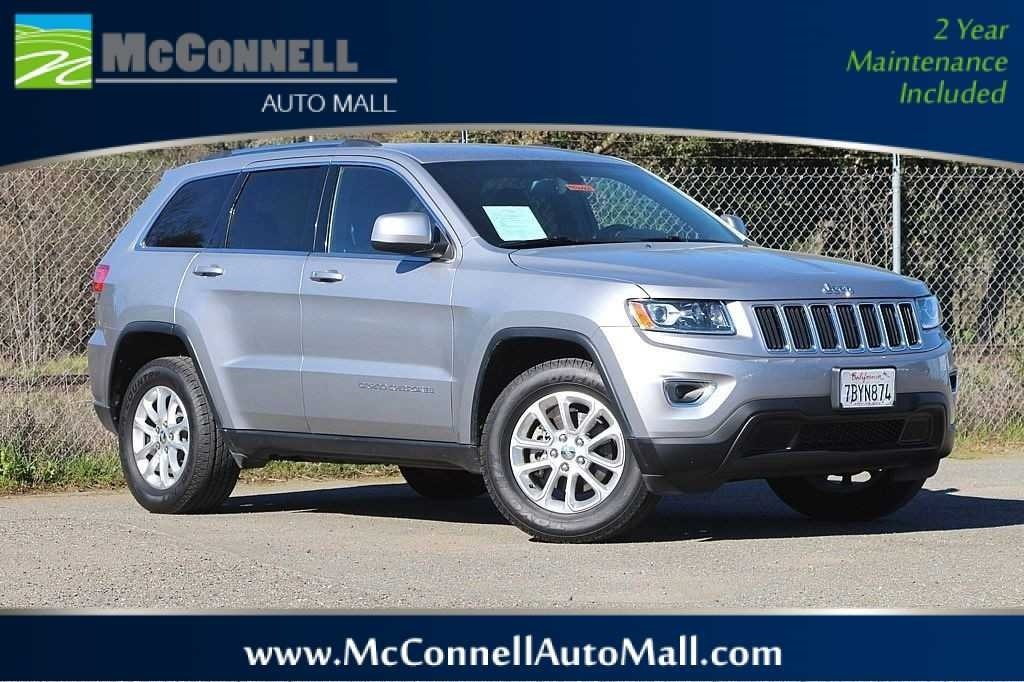 Photo 2014 Jeep Grand Cherokee Laredo 4x4 SUV - Certified Used Car Dealer Serving Santa Rosa  Windsor CA