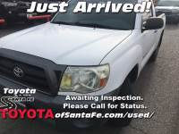Pre-Owned 2005 Toyota Tacoma Base RWD Regular Cab