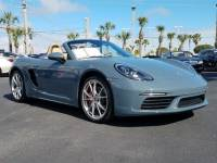 Pre-Owned 2017 Porsche 718 Boxster S Convertible in Jacksonville FL