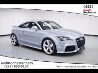 Pre-Owned 2012 Audi TT RS 2.5 TFSI quattro Coupe