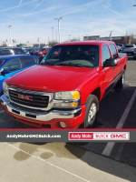 Pre-Owned 2006 GMC Sierra 1500 SLT 4WD 4D Crew Cab