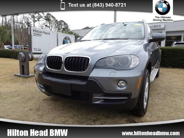 Photo 2007 BMW X5 3.0si 3.0si  Navigation  Back-up Camera  Park Distanc SAV All-wheel Drive