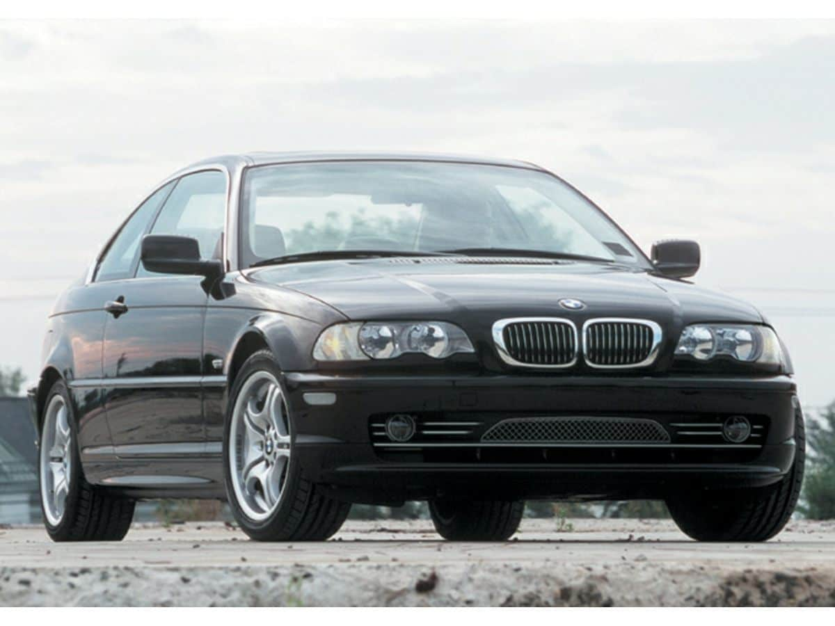Photo Used 2002 BMW 3 Series 325Ci For Sale Lawrenceville, NJ