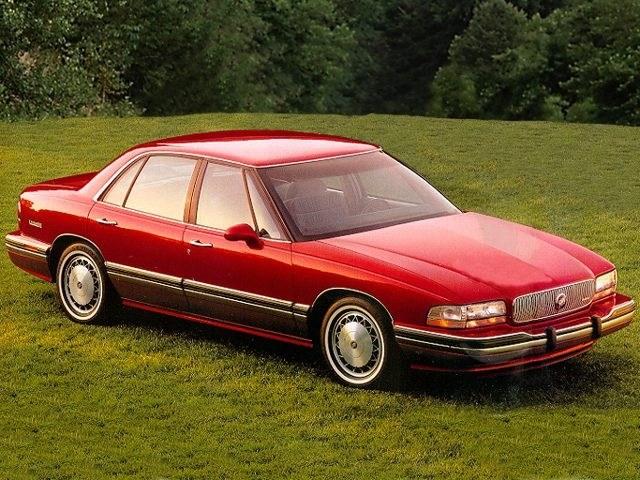 Photo 1993 Buick Park Avenue Base Sedan