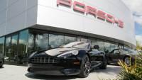 2014 Aston Martin DB9 Volante Auto