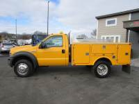 Used 2005 Ford F-550 Service Utility Truck