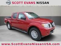 Certified Pre-Owned 2017 Nissan Frontier SV RWD Crew Cab Pickup