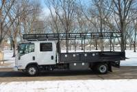 Used 2017 Chevrolet Crew Cab 4500HD LOPRO Diesel Flat Bed