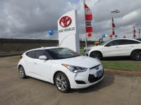 Used 2016 Hyundai Veloster Base Hatchback FWD For Sale in Houston