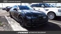 2017 Audi A7 3.0T Competition Prestige Sedan