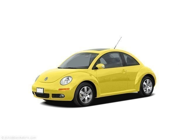 Photo Used 2006 Volkswagen New Beetle For Sale  Langhorne PA - Serving Levittown PA  Morrisville PA  3VWRG31C96M409212