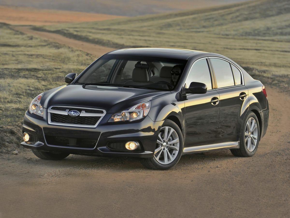 Photo Certified Used 2014 Subaru Legacy 2.5i Limited CVT For Sale  Plattsburgh NY
