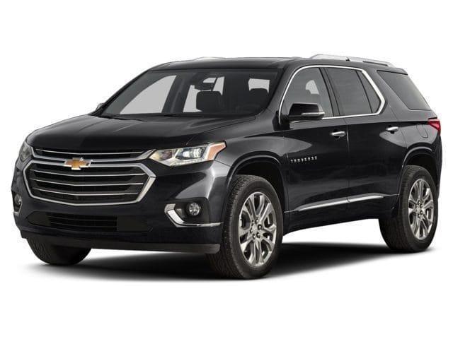 Photo Used 2018 Chevrolet Traverse Premier FWD Premier w1LZ for Sale in Waterloo IA