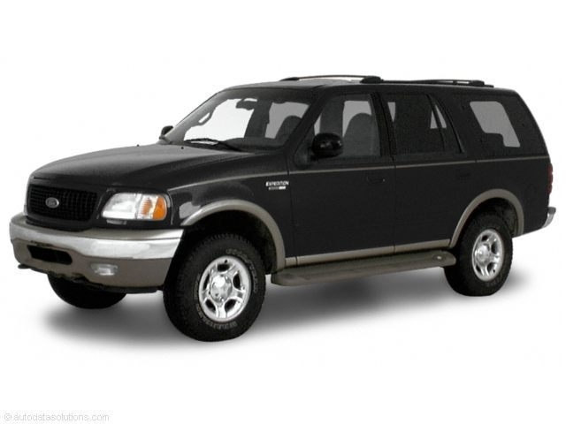 Photo Used 2000 Ford Expedition Eddie Bauer SUV in Bowie, MD