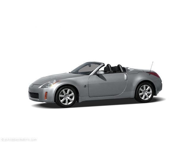 Photo Pre-Owned 2005 Nissan 350Z Convertible For Sale  Raleigh NC