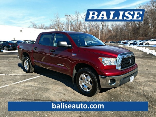 Photo Used 2008 Toyota Tundra 4WD Truck SR5 for Sale in West Springfield, MA