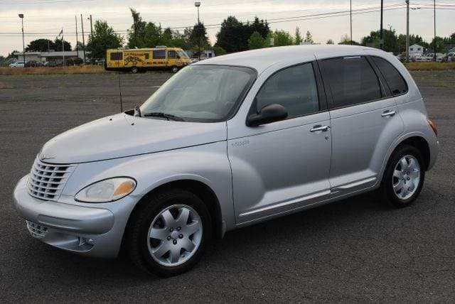 Photo Pre-Owned 2005 Chrysler PT Cruiser Limited SUV in Jacksonville FL