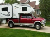 2012 RAM 3500 Laramie 4x4 Crew Cab 8' Box