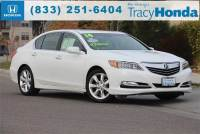 Pre-Owned 2014 Acura RLX Base 6-Speed Automatic FWD 4D Sedan