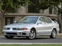 2003 Mitsubishi Galant Sedan