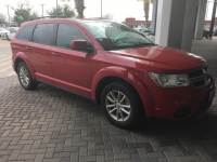 Pre-Owned 2016 Dodge Journey SXT Front Wheel Drive SUV
